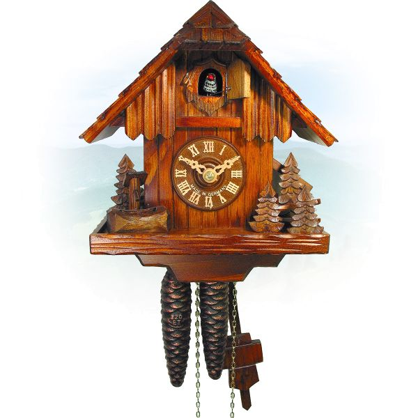 Cuckoo Clock Gatineau, August Schwer: forest hut